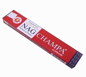 Räucherstäbchen Golden Nag Champa Agarbatti