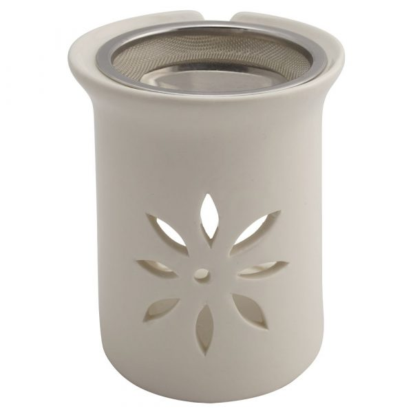 """Räucherstövchen Keramik """"Sternenblume"""""""