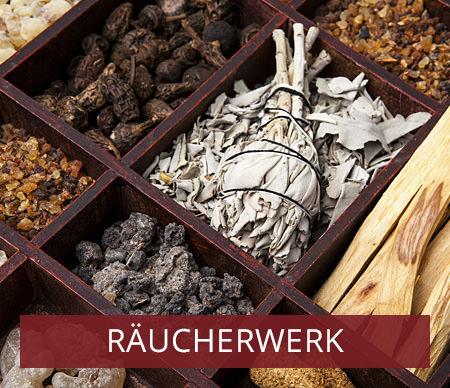 Räucherwerk - Härze, Hölzer Räucherstäbchen